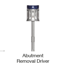 Cheie EXTRACTOR De Bont Abutment Remover Driver CONICAL CONNECTION