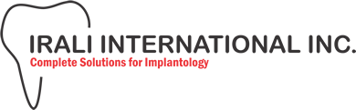 Logo Irali International Inc - www.dentalimplantology.ro